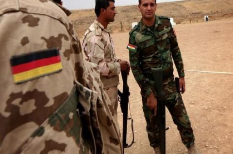 Jerman akan Tarik Sebagian Pasukan dari Irak