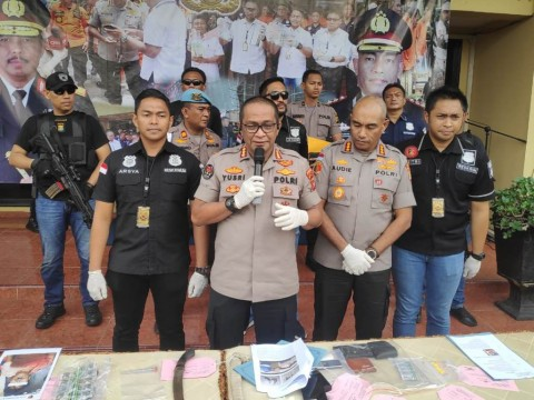 Pelaku Penusukan di Jakarta Barat Tewas Ditembak Polisi