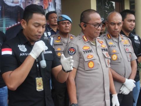 Pelaku Penusukan di Jakbar Konsumsi Narkoba Sebelum Beraksi