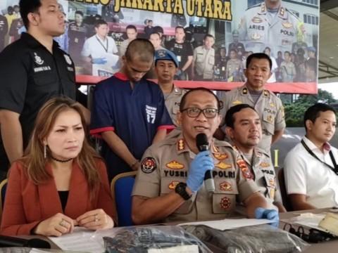 Polisi Tangkap Pelajar Cabul di Jakarta Utara