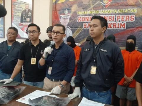 Empat Remaja Keroyok Korban Hingga Tewas Ditangkap