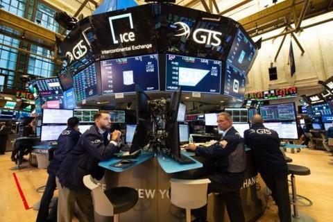 Wall Street Tumbang di Tengah Ketegangan Geopolitik