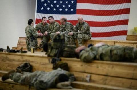 Satu Lagi Pangkalan AS di Irak Diserang Iran