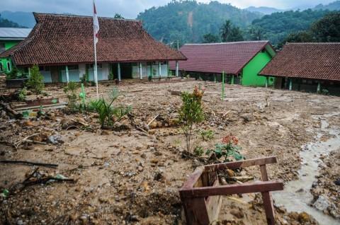 19 Sekolah di Lebak Rusak Akibat Bencana