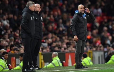 Guardiola Waspadai Kebangkitan United di Etihad