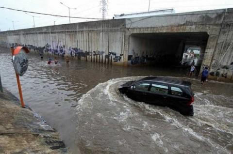Begini Trik Mengeringkan Kampas Rem Usai Libas Banjir
