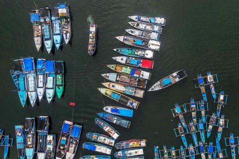 Cuaca Buruk, Nelayan Pangandaran tidak Melaut