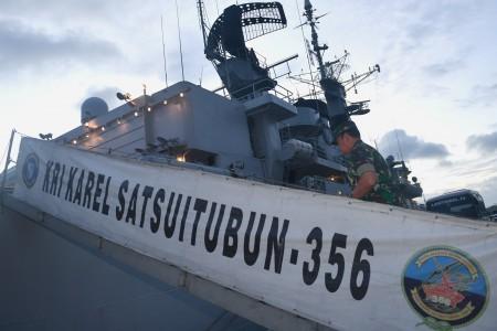 Angkatan Laut Bakal Usir Pencuri Ikan