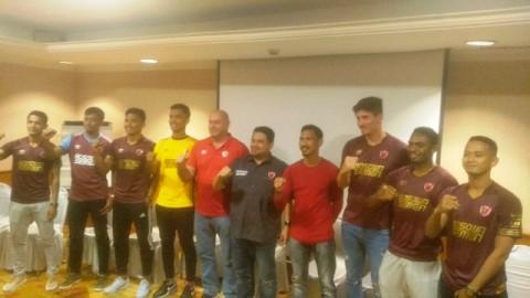 Resmi: PSM Makassar Perkenalkan Delapan Pemain Anyar