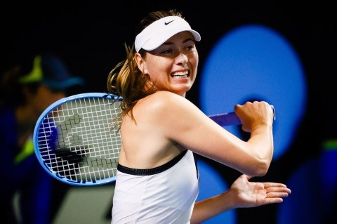 Sharapova Dapat <i>Wild Card</i> untuk Tampil di Australia Terbuka 2020