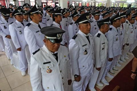 293 Kepala Desa Terpilih se-Kabupaten Magelang Dilantik Massal