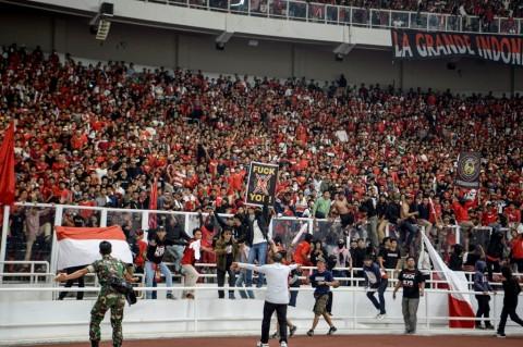 FIFA Denda PSSI Rp3,5 Miliar dan Larangan Bertanding tanpa Penonton