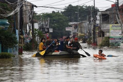 Wali Kota Bekasi Belum Maksimal Menangani Banjir