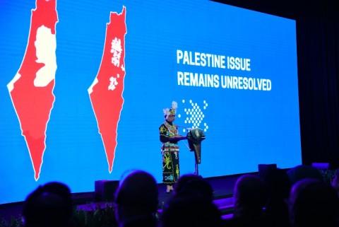 Palestina dan Kepemimpinan di DK PBB Jadi Fokus DIplomasi Indonesia