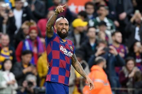 Valverde Enggan Kehilangan Vidal
