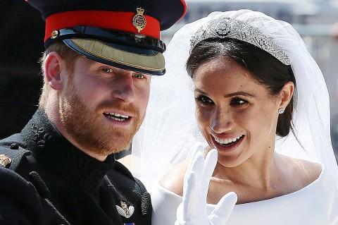 Mengejutkan, Pangeran Harry-Meghan Mundur dari Kerajaan Inggris