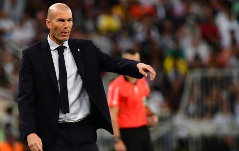 Zidane Beberkan Formula Baru saat Hadapi Valencia