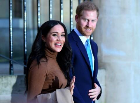 Pangeran Harry Mundur Sebagai Anggota Senior Keluarga Kerajaan