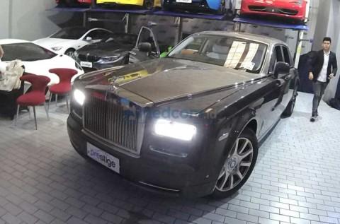 Gara-Gara SUV, Rolls-Royce Pecahkan Rekor Penjualan