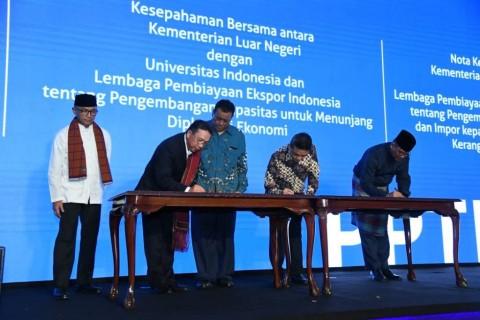 Eximbank Bidik Peningkatan Ekspor Lewat Diplomasi Ekonomi