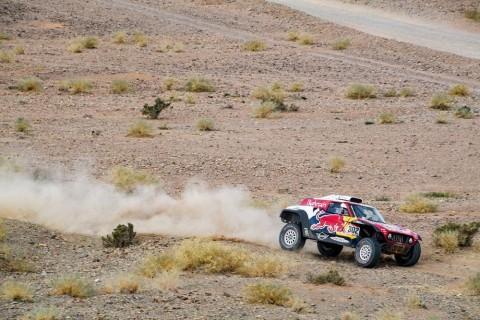 Stephane Peterhansel Unjuk Gigi di Etape-4 Dakar Rally 2020
