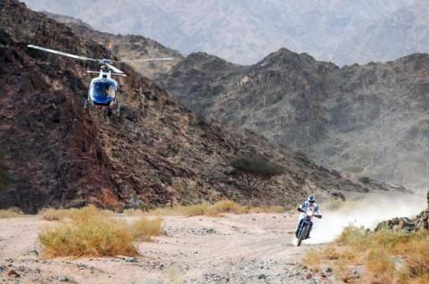 Jose Ignacio Tunjukkan Kualitasnya di Etape-4 Dakar Rally