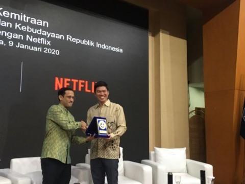Kemendikbud-Netflix Siap Boyong Penulis Naskah Film ke Hollywood