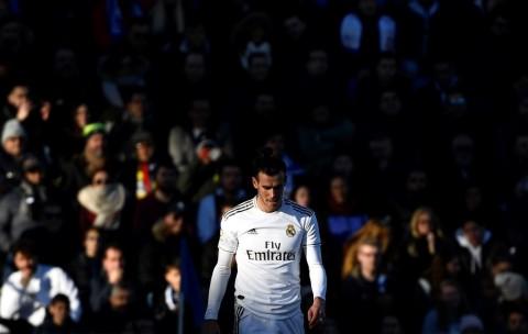 Bale Dipastikan Absen di Final Piala Super Spanyol