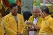 Besan Jokowi Daftar Bakal Cabup Tapanuli Selatan
