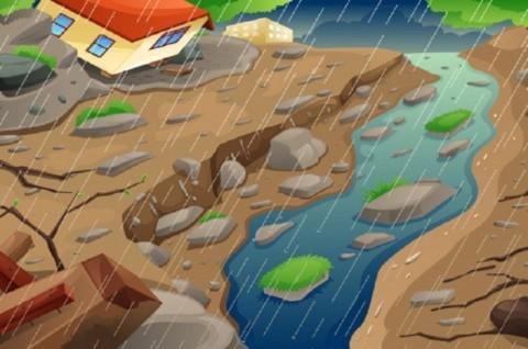 Banjir di Grobogan 1 Orang Meninggal
