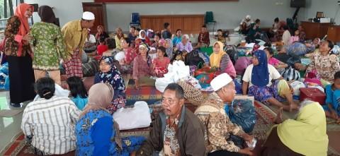 1.200 Warga di Demak Mengungsi Akibat Banjir