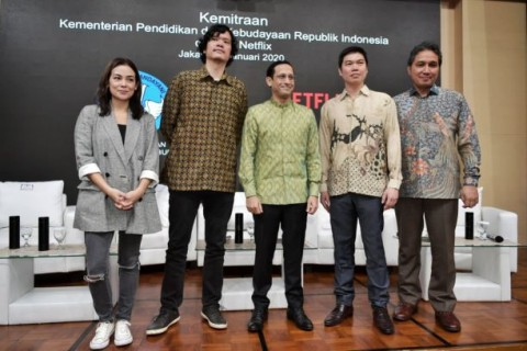 Indonesia Has Potential to Become Film Production Center