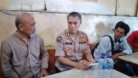 Oknum Anggota Polisi Ditangkap Saat Pesta Sabu