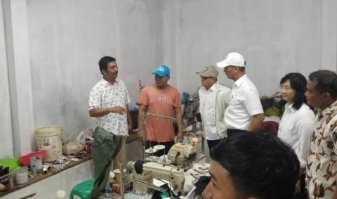 Industri Rumahan di Tangerang Merugi Ratusan Juta Akibat Banjir