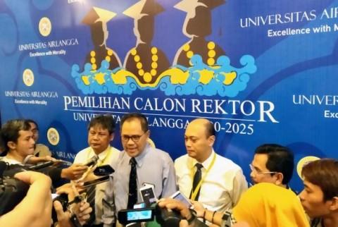 Pendaftaran Calon Rektor Unair Dibuka 20 Januari
