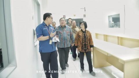 Menristek Dorong Hilirisasi Riset Obat Modern Asli Indonesia