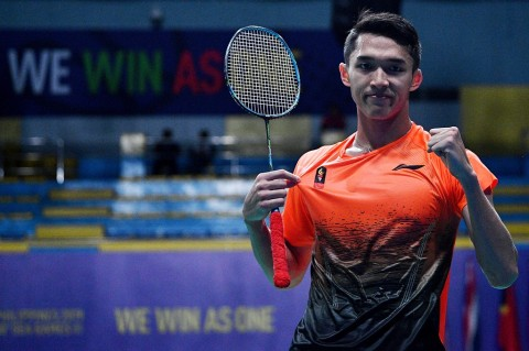 Malaysia Masters 2020: Jonatan Christie Jaga Asa