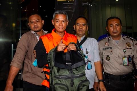 Wahyu Setiawan Withdraws from KPU