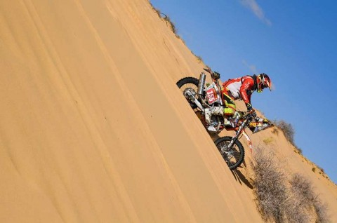 Toby Price Pasang Asa Tinggi Usai Menangi Etape-5 Dakar Rally