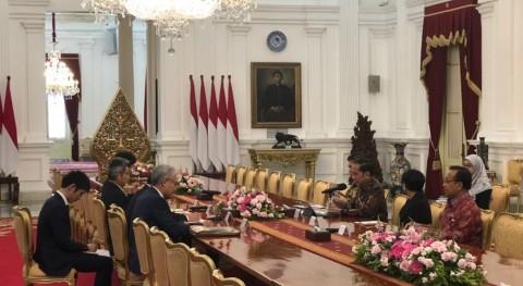 Jokowi Ajak Jepang Tanam Modal di Natuna