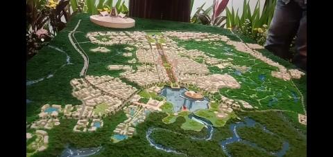 Softbank Tertarik Konsep Ibu Kota Baru