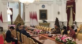 Jokowi Invites Japan to Invest in Natuna
