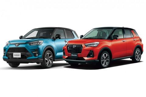 Daihatsu Tutup Peluang Masuk Rocky di 2020