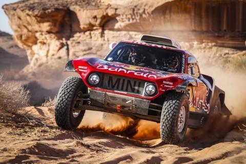 Etape-5 Dakar Rally Milik Carlos Sainz