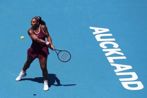 Serena Williams Lolos ke Semifinal WTA Auckland