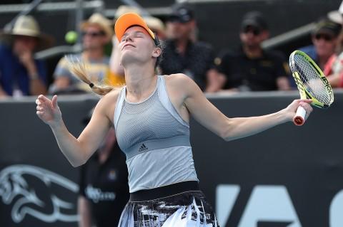 Wozniacki ke Semifinal Auckland Classic