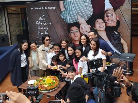 Sutradara Tak Menyangka Film NKCTHI Raih 1 Juta Penonton