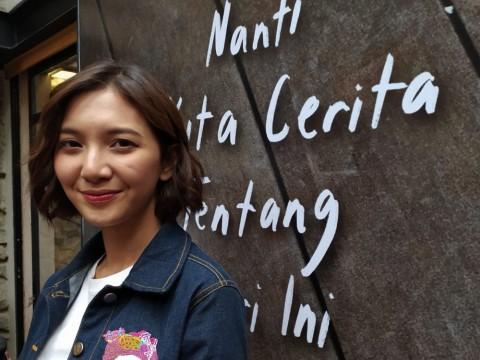 Sheila Dara Ungkap Adegan Paling Emosional di Film NKCTHI