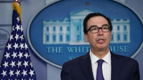 AS 'Tampar' Ekonomi Iran dengan Sanksi Baru
