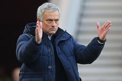 Mourinho Sebut Liverpool Sudah Juara